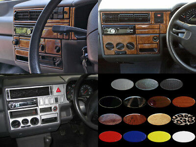 VW T4 TRANSPORTER / CARAVELLE / MULTIVAN - Dash Trim Kit RHD - 15 colours