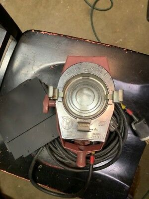 Mole Richardson Mini-Mole Fresnel Light, Type 2801