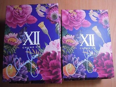 CHUNG HA - XII:GOTTA (2nd Single Promo) with Autographed (Signed)