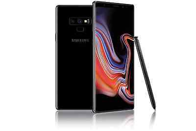 Samsung Galaxy Note9 SM-N960U1 - 128GB - Black (Factory Unlocked) 9/10