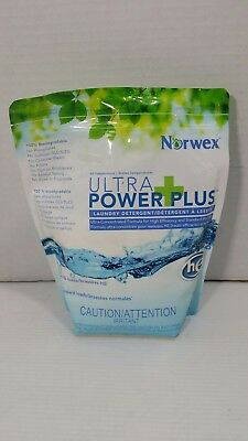 Norwex Ultra Power Plus Laundry Detergent Full Size 100 loads 2.2 lbs