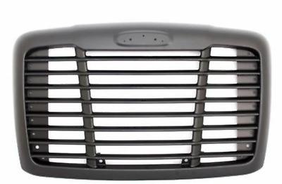 Freightliner Cascadia BLACK Radiator Grille / With Bugscreen