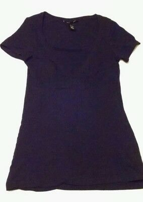 H&M Mama Nursing Shirt - Black - size XS