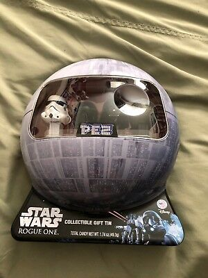 Star Wars: Rogue One: Pez Collectible Gift Tin