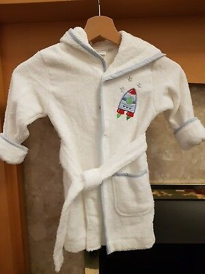 Blooming marvellous dressing gown 18-24 months BNWT