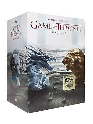 Game of Thrones:  All Complete Seasons (1, 2, 3, 4, 5, 6, 7, 1-6, 1-7)