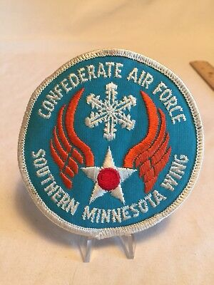 Confederate Air Force Southern Minnesota Wing Patch