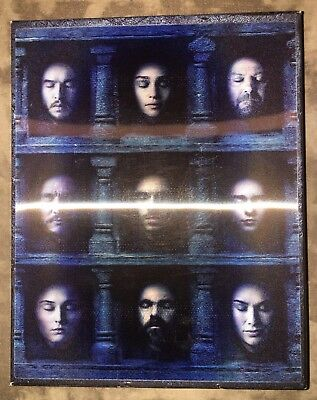 Blu-Ray ONLY! Game Of Thrones The Complete Sixth 6th 6 Season 4-Disc Set 💿