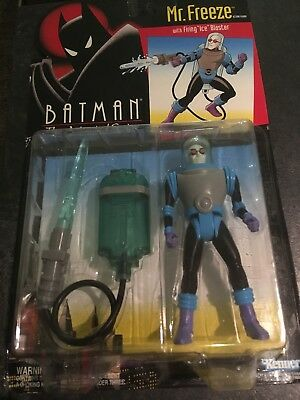 Batman Mr. Freeze with Ice Blaster The Animated Series Sammler