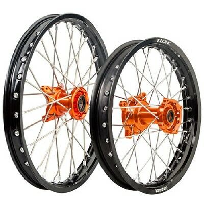 Tusk Wheel Set Front Rear Wheels 16/19 KTM 85 SX HUSQVARNA TC 85 rims