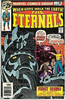 The Eternals #1 Jack Kirby