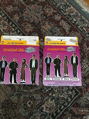 Kellogg's Seinfeld Cut-outs Collectible