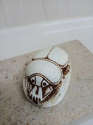 The Pharaonic Scarab is a mascot, a hunter of perversity and envy 2