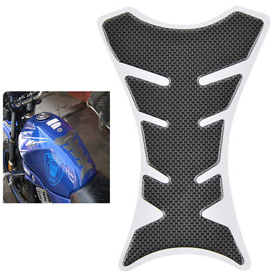 PET Epoxy Motorcycle Oil Gas Fuel Tank Pad Protector Sticker Decal Universal