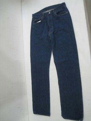 Vintage 1980s Levi's 501 Jeans USA MADE Tag Size 36 X 36