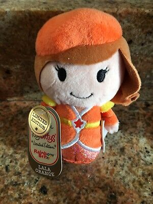 HALLMARK Itty Bitty Bittys LALA ORANGE LIMITED EDITION ON-LINE ONLY NEW