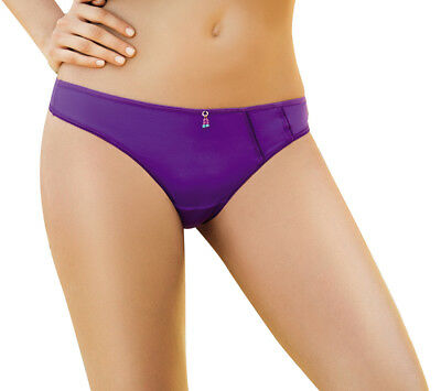 Laura Women's High Quality Purple Bikini Wide Sides #SL102095 Made in Colombia