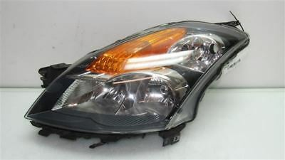 Nissan Altima Sedan Headlight Halogen Lh Headlamp Left Oem 08 09 2007 2008 2009