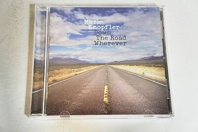 Mark Knopfler - Down The Road Wherever 2018-Cd