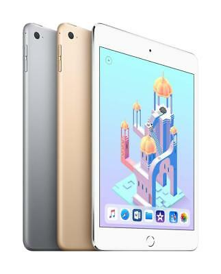 Apple - iPad mini 4 Wi-Fi 128GB Gold,Silver,Space Gray Brand New
