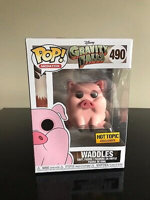 Funko Pop Waddles Gravity Falls Hot Topic Exclusive #490 IN HAND MINT