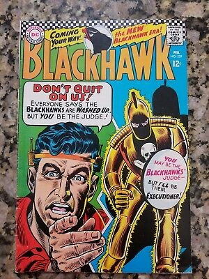 Blackhawk #229 (Feb 1967, DC)