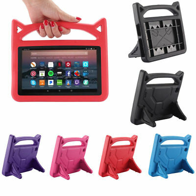 Children kids Safe Case EVA Foam Cover For Amazon Kindle Fire 7 HD 8 Tablet PC