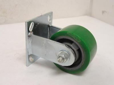 177511 New-No Box, Hamilton R-524-DB Standard Duty Rigid Caster, Wheel OD: 4""
