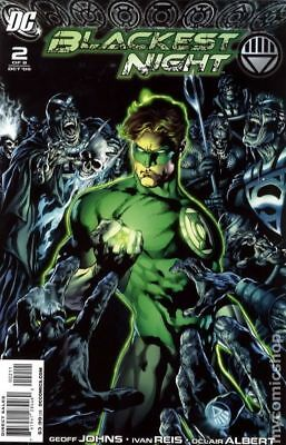 Blackest Night #2 (2009) DC Comics
