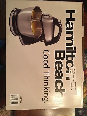 Hamilton Beach 64650 290W Hand & Stand Mixer - Stainless Steel