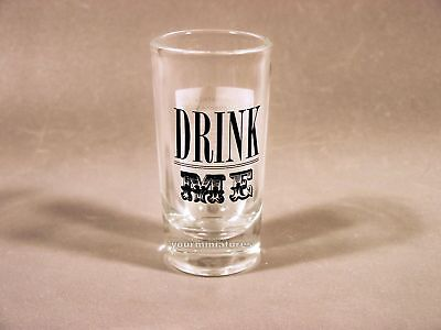 Drink Me Alice in Wonderland Shot Glass  DRINK ME