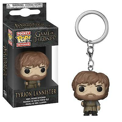 *NEW* Game of Thrones: Tyrion Lannister Pocket POP Key Chain by Funko