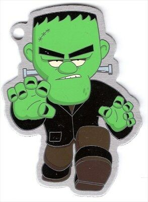 Fenton the Frankenstein Monster Cache Buddy - Trackable for Geocaching