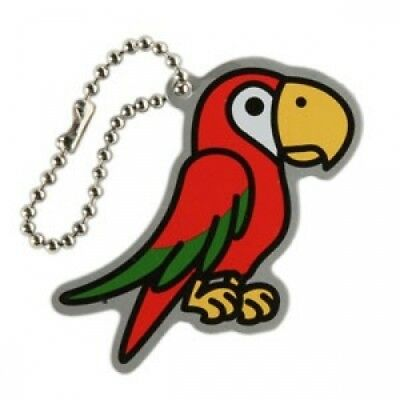Polly the Parrot Cache Buddy - Trackable for Geocaching
