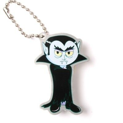 Vinny the Vampire Cache Buddy - Trackable for Geocaching