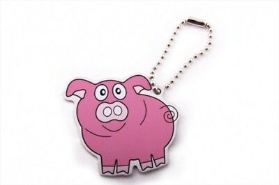 Penelope the Pig Cache Buddy - Trackable for Geocaching