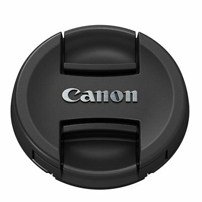 Genuine Canon  Lens Protector Dust Cover Snap On Lens Cap E-72II 72mm