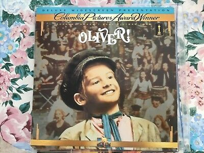 Oliver two discs NTSC
