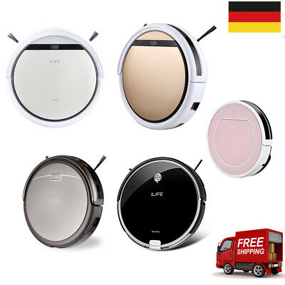 ILIFE V7s Plus/A6/V5S PRO/A4S Smart Cleaner Staubsauger Boden Reinigungs Roboter