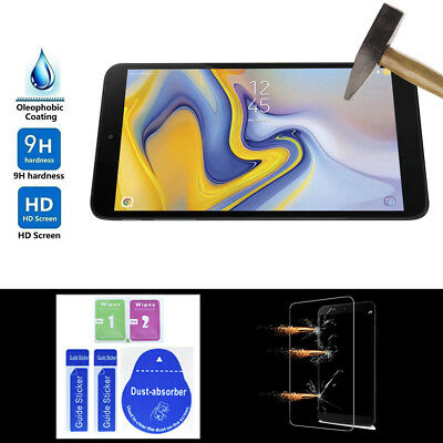 Tempered Glass Screen Protector for Samsung Galaxy Tab A 8.0 SM-T387 2018 Tablet
