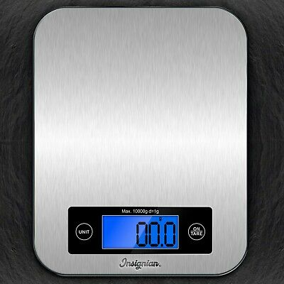 10kg Kitchen Food Scale Digital LCD Electronic Balance Weight Postal Scales AU