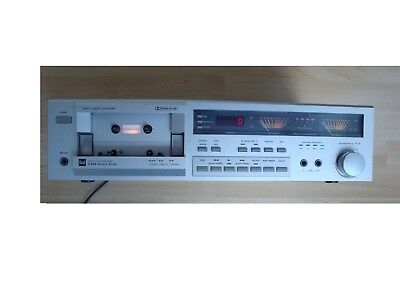 DUAL C 846 Tape Deck / Cassetten Rekorder Direct Drive / 3 Heads
