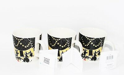 Set of 3 Arabia Moomin mugs 0,3l: Hurray!