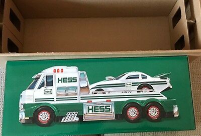 Brand New 2016 Hess Toy Truck /Dragster NIB