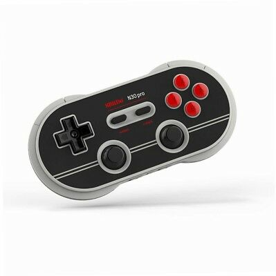 8bitdo N30 PRO 2 Manette Sans Fil pour PC Android / Switch / iOS / MacOS / Steam