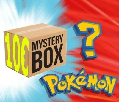 Pokemon Mystery Box (10€) !
