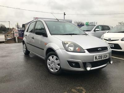 2008 Ford Fiesta 1.4 TD Style 5dr