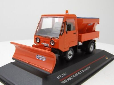 Multicar M22 Pick-up Telonato 1965 Green Grey Ist Model 1:43 Ist289r Model Auto- & Verkehrsmodelle Modellbau