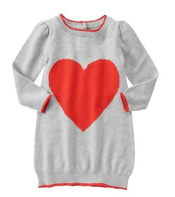 fa1f7db5f039 Gymboree Red Sweater Olivia