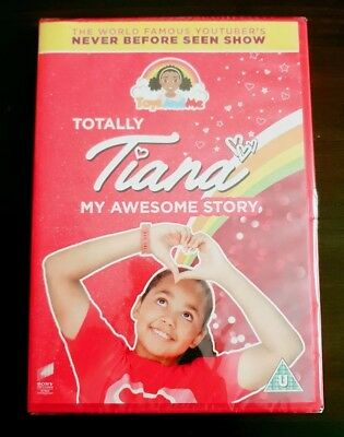 Totally Tiana - My Awesome Story (Toys and Me) [DVD]